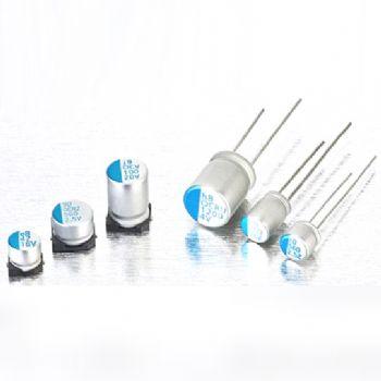 高分子固态铝质电解电容器