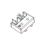 无极性板对板迷你连接器(2 Pos)